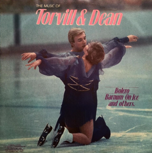 "Michael Reed Orchestra - The Music Of Torvill & Dean EP (12"") (VG+/VG+)"